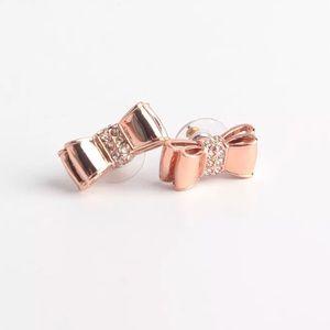 NEW Kate Spade Moon River Earrings